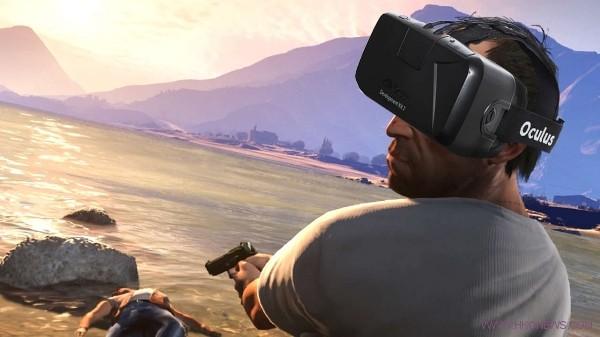 GTA 5 VR