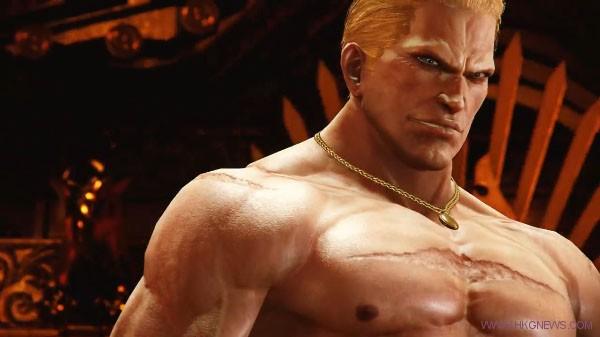Tekken 7 adds Geese Howard