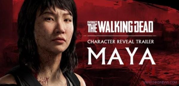 Overkills The Walking Dead Maya