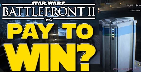 Star Wars Battlefront II pay to win