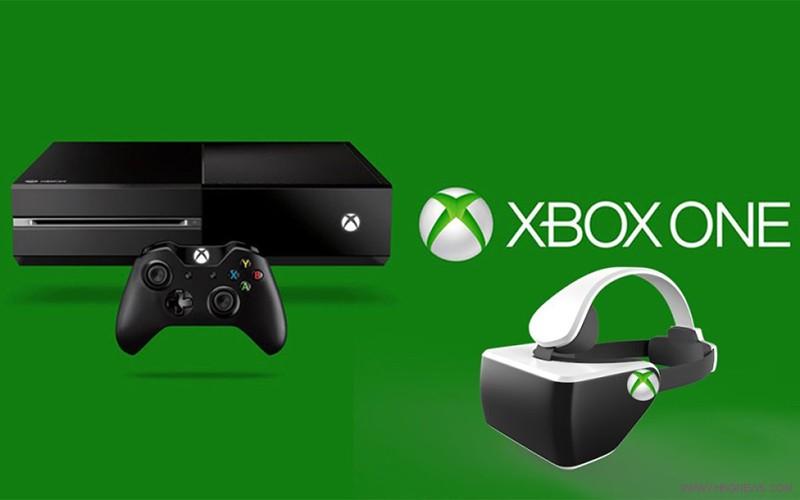Xbox One vr