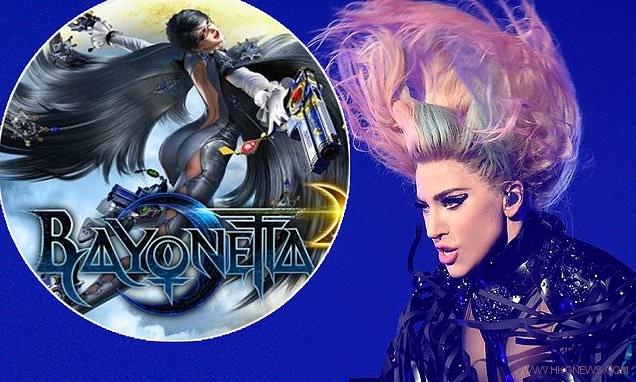 Lady Gaga Bayonetta