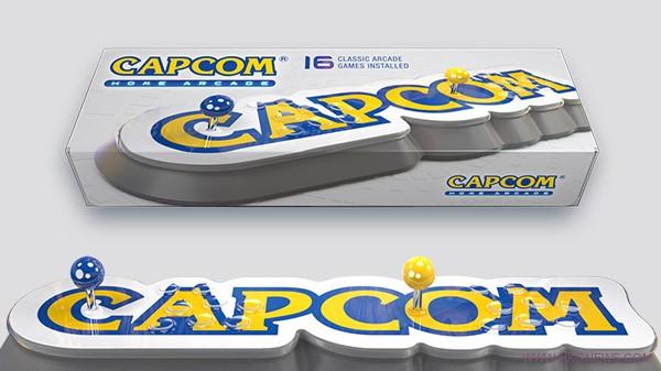 Capcom Home Arcade plug-and-play