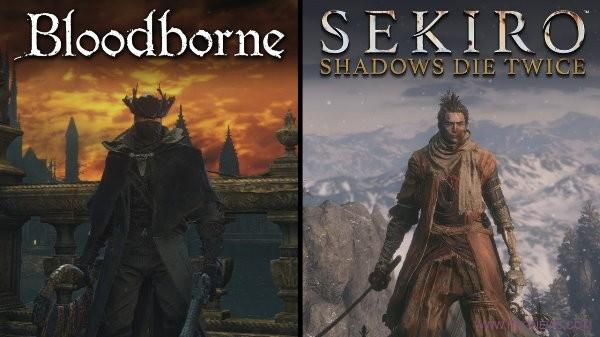 Sekiro  Bloodborne