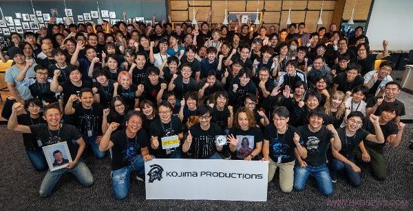 Kojima Productions studio