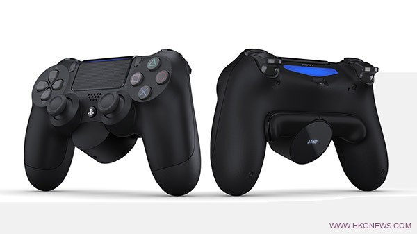 DualShock 4 Back Button