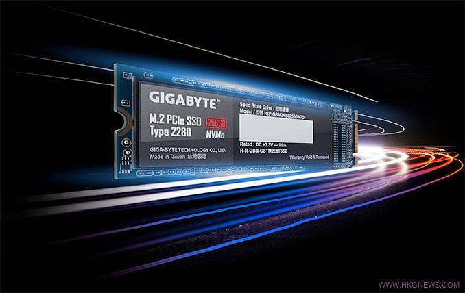 PCIe 4.0 SSD