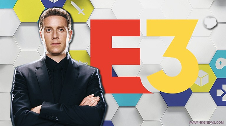 Geoff Keighley e3
