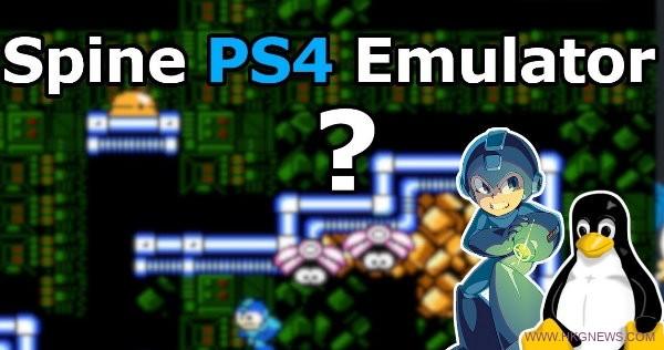 spine ps4 emulator