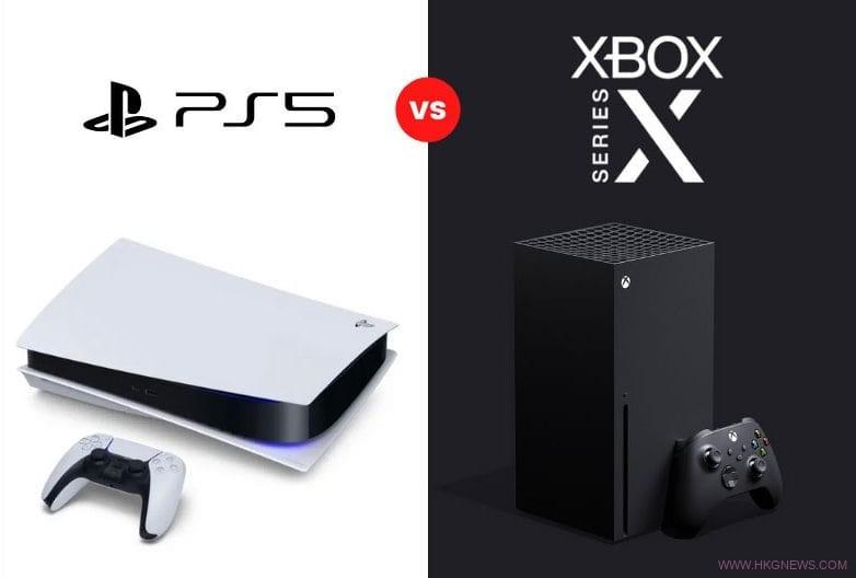 xbox series vs ps5