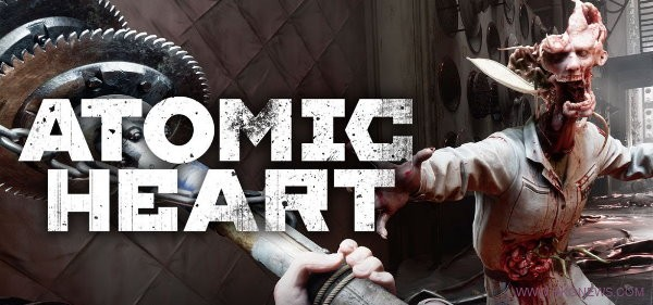 扮演蘇聯特工《Atomic Heart》'Photo Mode' trailer