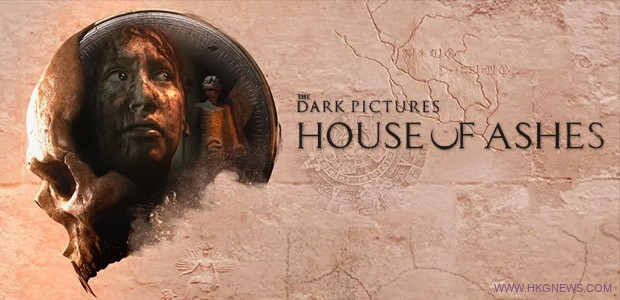 The Dark Anthology  House of Ashes