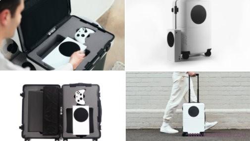 Xbox Series S box